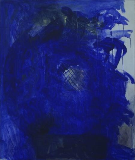 Maxinquaye, 130 x 120 cm, combined technique, private collection